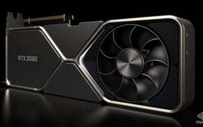 """Nvidia unveils RTX 3000 """"Ampere"""" – Up to 90% faster than Turing"""